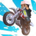 像素方块摩托车2017破解版