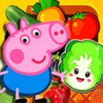 小猪佩奇认蔬菜