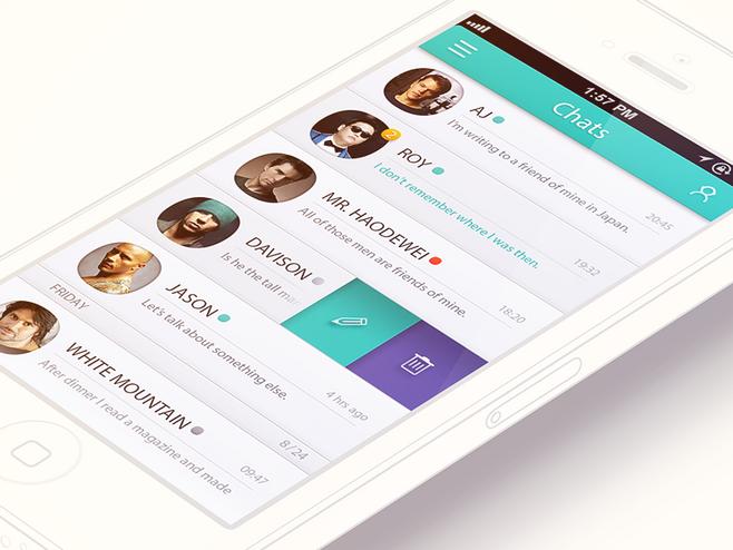 社交聊天app软件