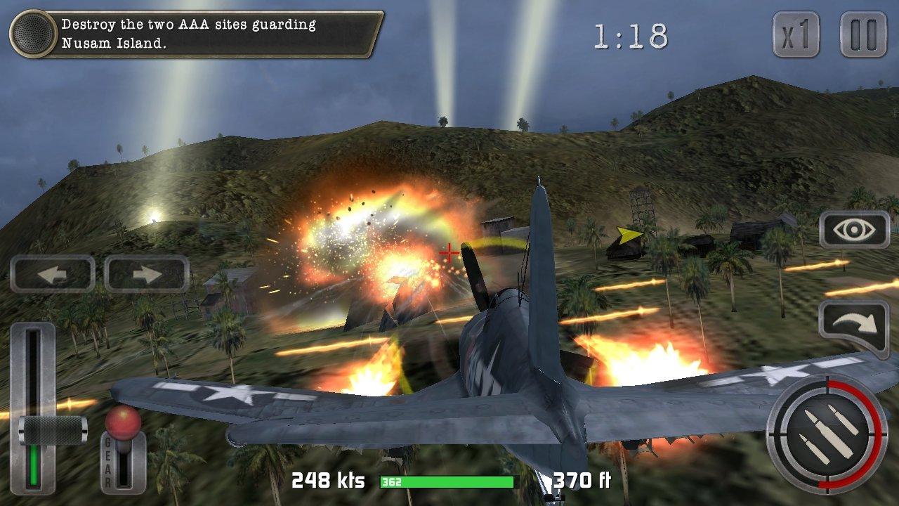 可以自由飞行的3d游戏截图