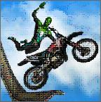 超级摩托英雄