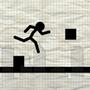 火柴人直线奔跑