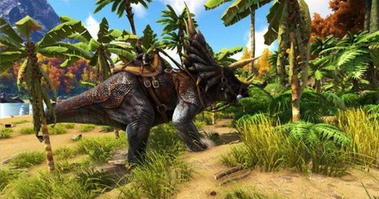 方舟生存进化恐龙怎么升级_恐龙升级心得分享