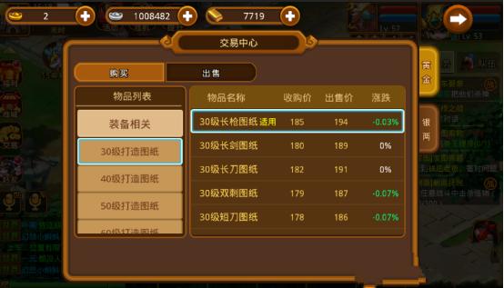 梦幻战将满v公益服交易中心怎么玩_交易中心玩法介绍攻略