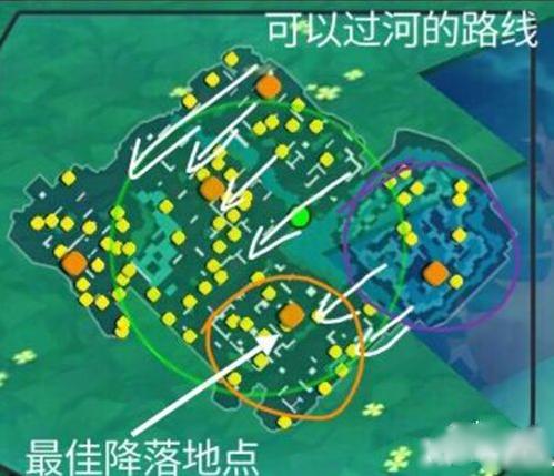奇葩战斗家开局/决赛圈的玩法攻略