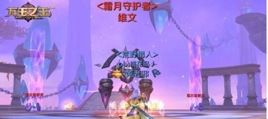 万王之王3D霜月高塔副本高效过关攻略