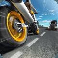 摩托车直线加速