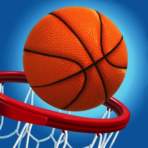 特技籃球高高手
