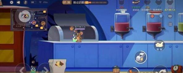 猫和老鼠手游太空堡垒地图如何玩-太空堡垒地图攻略