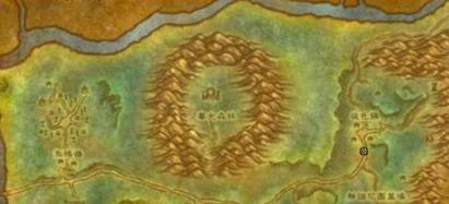 魔兽世界怀旧服暮色森林飞行点在哪