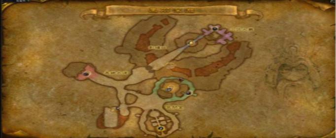 魔獸世界懷舊服黑石深淵位置說明