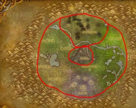 魔兽世界怀旧服黑铁矿分布在哪-黑铁矿分布位置一览