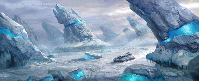 《深海迷航冰點之下》試玩心得分享:美麗水世界奇幻歷險記