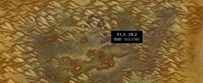 魔獸世界懷舊服熏火龍任務完成攻略