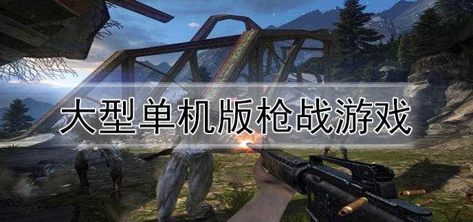 大型单机版枪战游戏