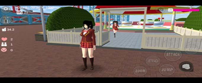 櫻花校園模擬器小女孩魔法棒怎么用