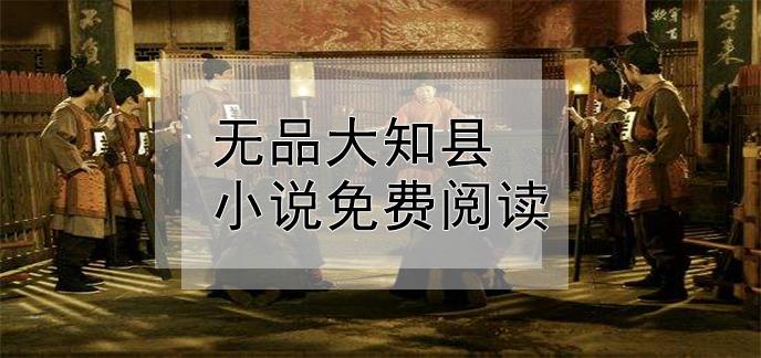 无品大知县小说免费阅读