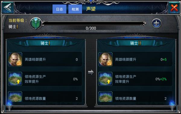 战火与荣耀变态版声望系统怎么玩-声望系统玩法攻略