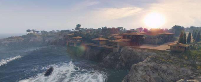 GTA5佩里科岛抢劫任务开启方法