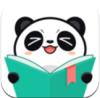 """熊猫看书"""""""