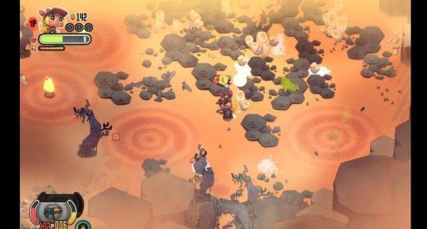 《恶果之地》游戏评测:Q萌的画风上帝视角动作射击游戏