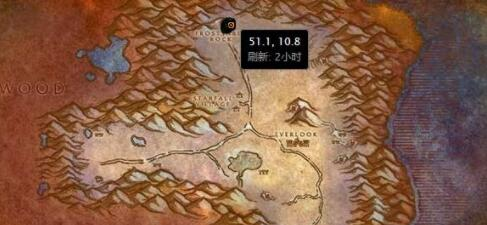 魔兽世界怀旧服拉克西里位置一览