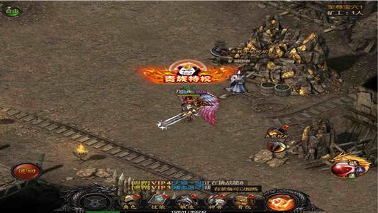 烈火一刀变态版血战矿洞怎么玩-血战矿洞玩法攻略
