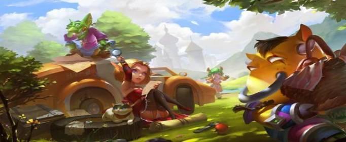 精美画面表现的回合制游戏推荐
