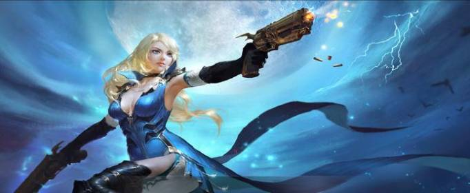 2020全新MMORPG手游排行榜